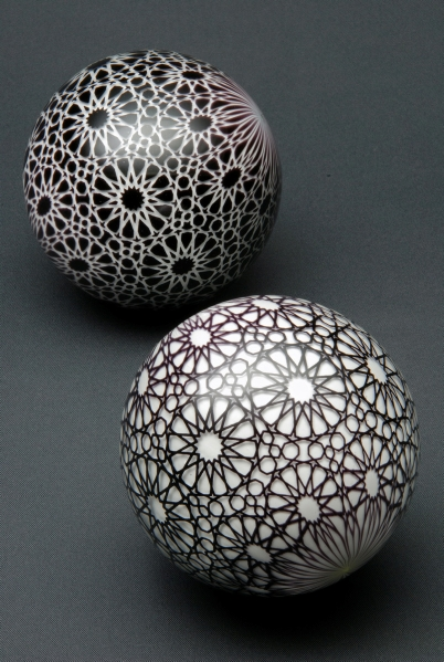 Arabesque · graal spheres