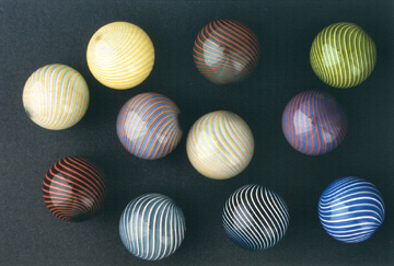 Clambroth marbles