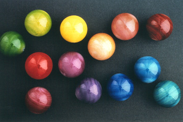 Gumball marbles